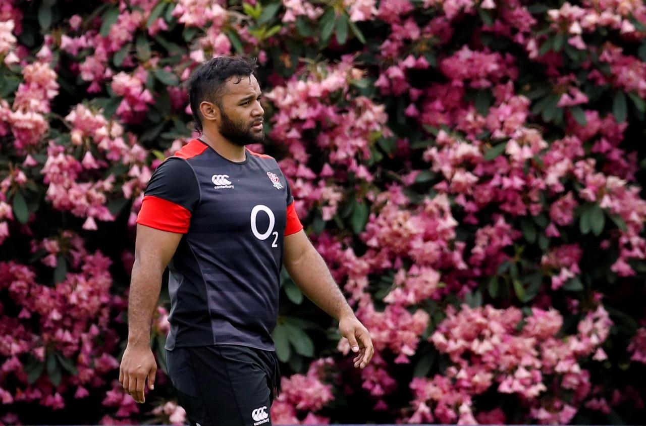 Vunipola to miss rest of Six Nations