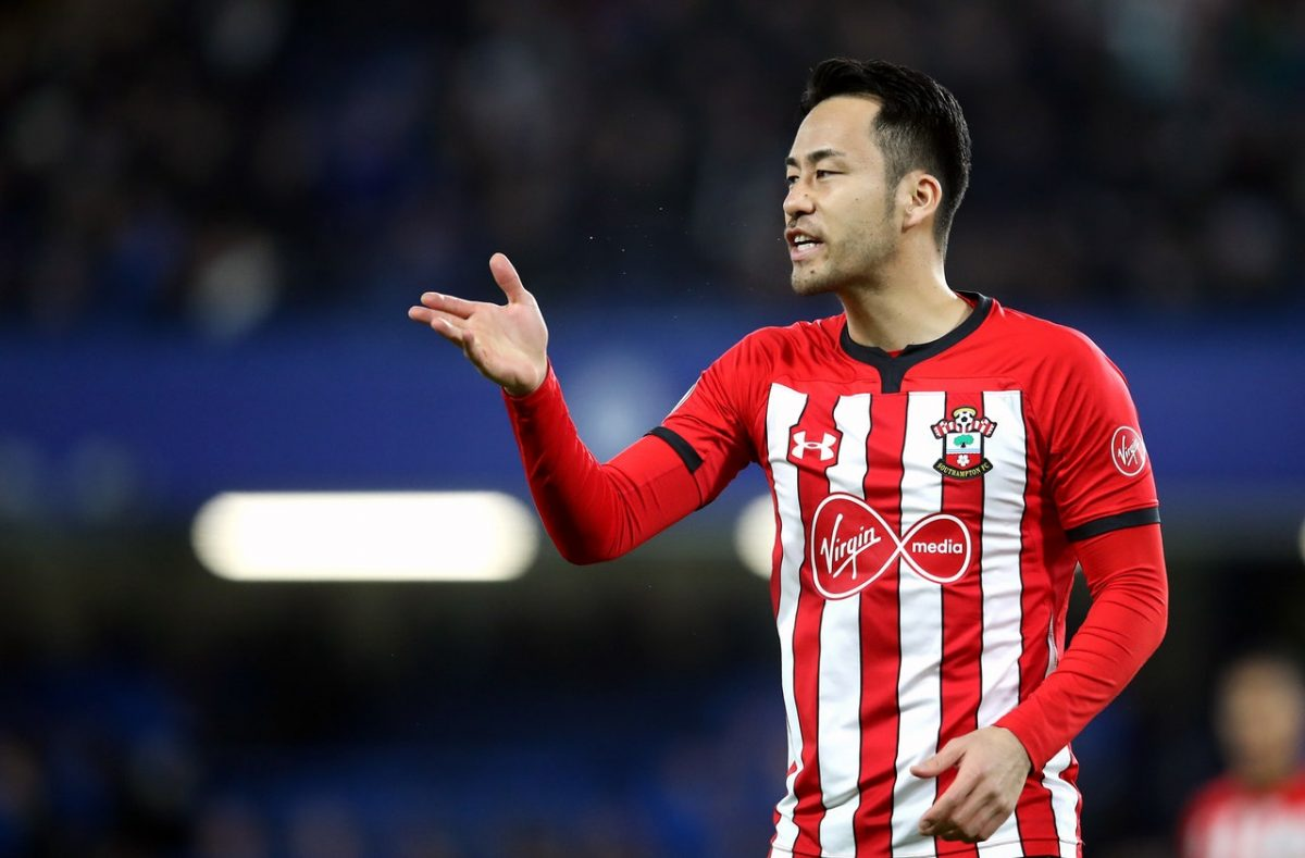 Yoshida Tipped To Make Return Against Gunners