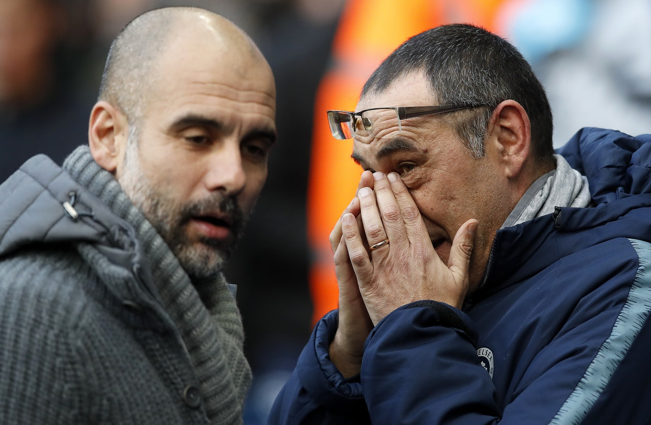 Zola Says Sarri Must Be Given Time