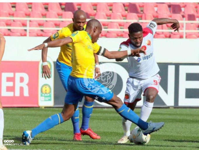 CAFCL: Babatunde Confident Of Wyday's Chances Vs Horoya