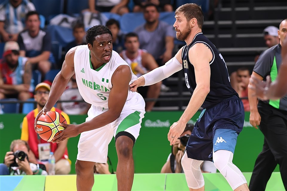 Diogu Targets Good Outing With D'Tigers At 2019 FIBA World Cup