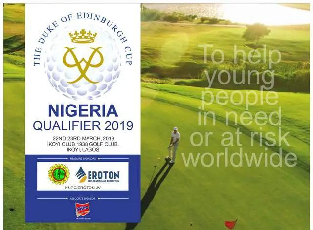 Duke Of Edinburgh Cup Berths In Nigeria