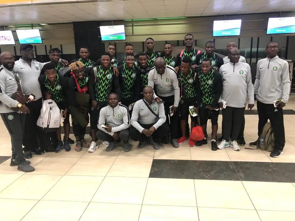 Awoniyi, Chukwueze, Nwakali Arrive U-23 Eagles Camp For Libya Clash