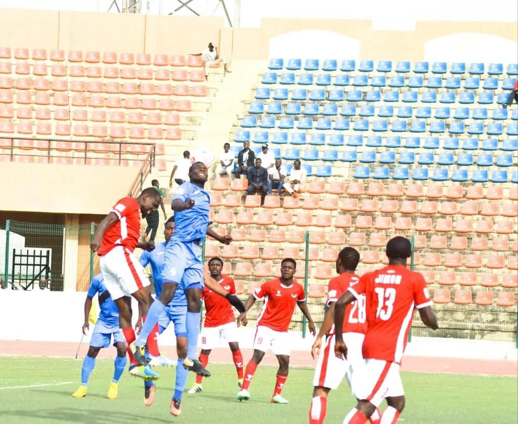 NPFL:  MFM Maintain Top Spot In Group A, Akwa United Extend Unbeaten Streak To Seven Games