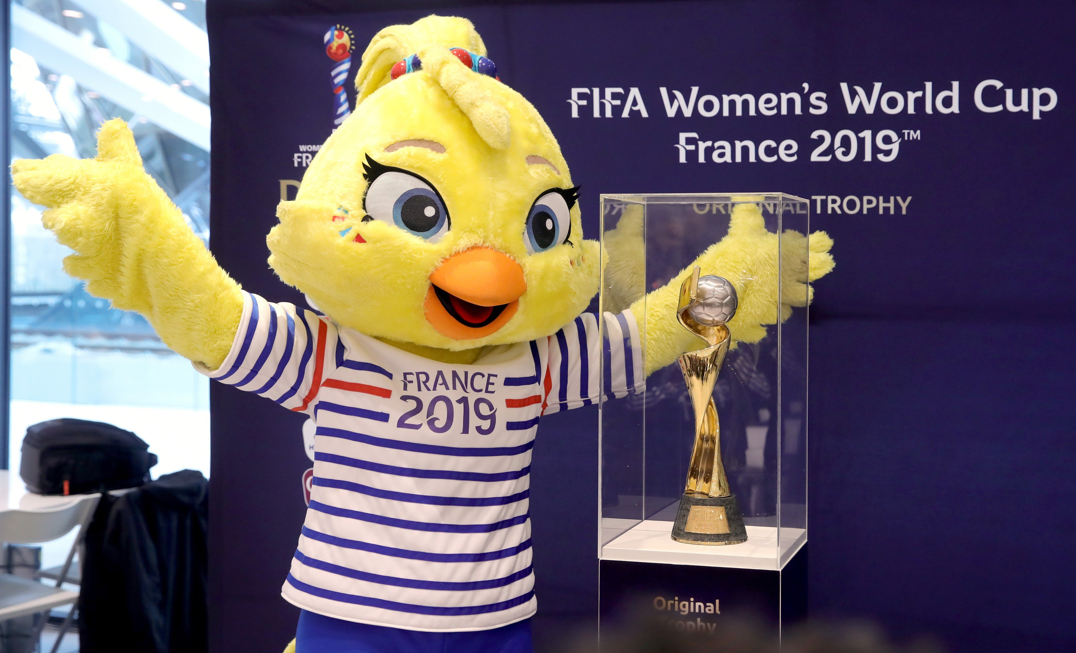 2019 Women's World Cup: Super Falcons Vs  France Tickets Sold Out