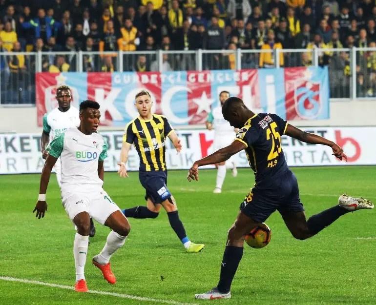 Shehu Thrilled With Bursaspor Clean-Sheet Away Draw Vs Ankaragucu