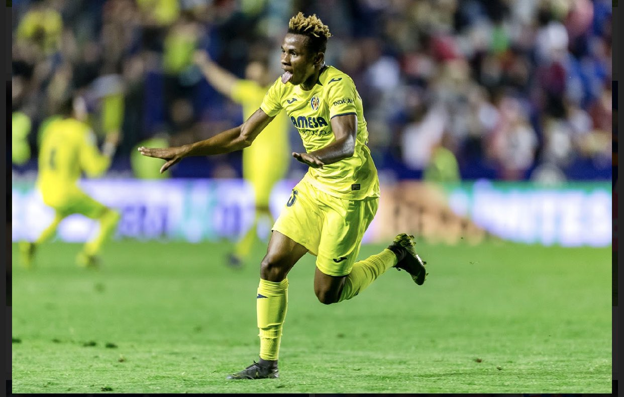 Chukwueze Named Among 50 Promising Talents In Europe