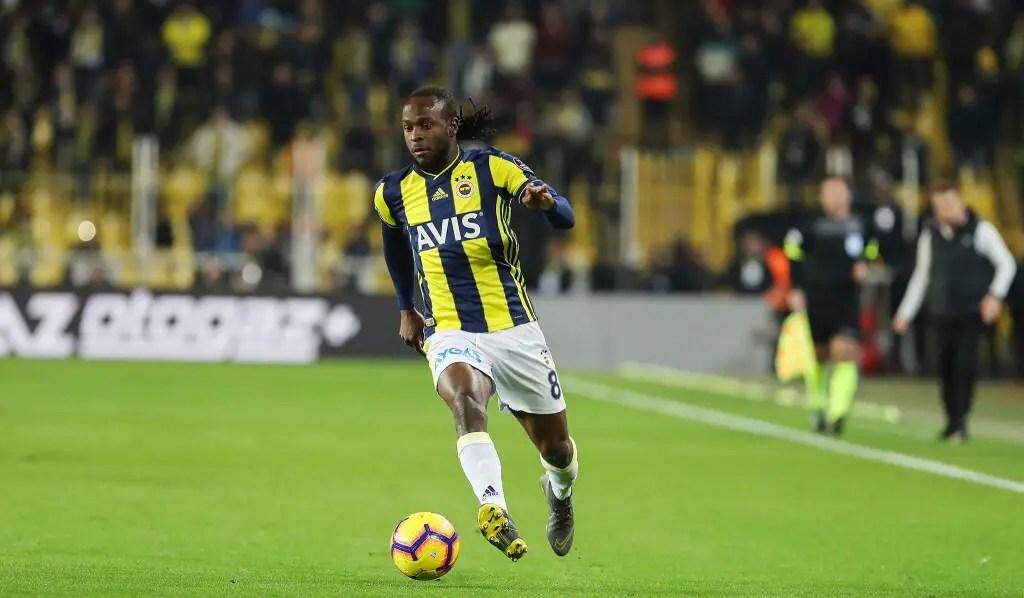 Turkish Super Lig:  Moses Grabs Assist In Fenerbahce Win Vs Sivasspor
