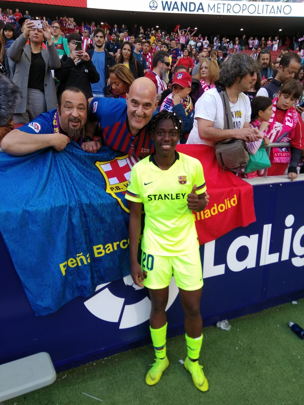 Oshoala Vows To Bounce Back Stronger From Injury-Induced Setback