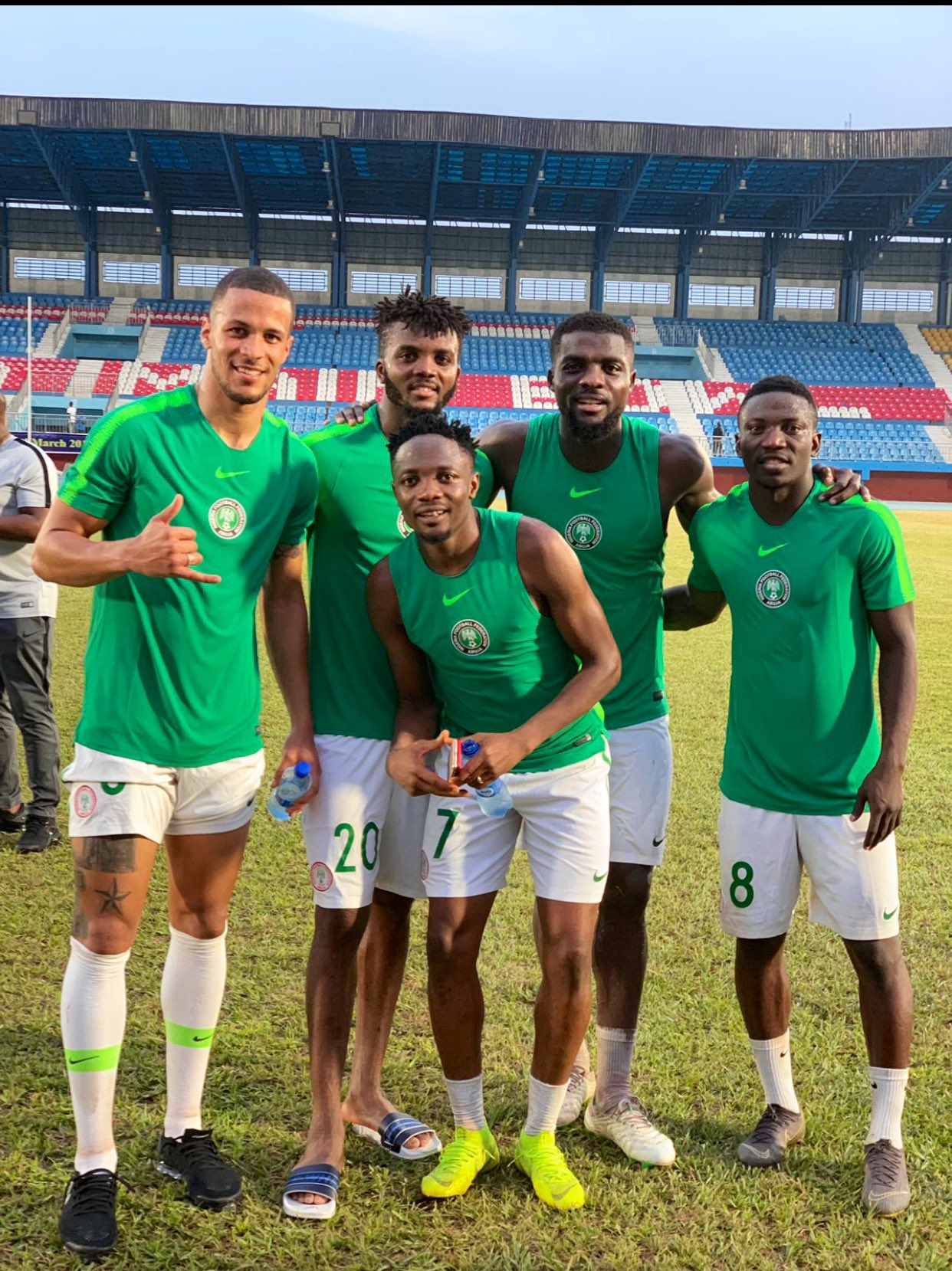 Rohr Permits Musa, Abdullahi To Join Eagles Camp Wednesday After Ramadan Fasting