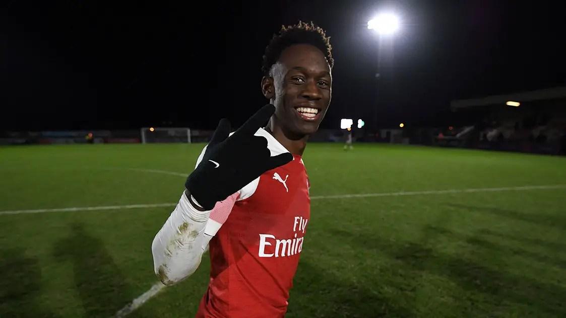 Aigbogun Happy To Hear Arsenal's Balogun Open To Playing For Nigeria