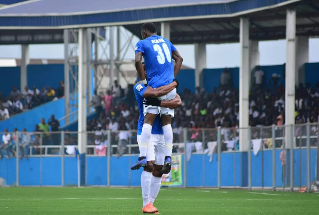 NPFL:  Rivers United Hold Akwa; Enyimba, Pillars, Nasarawa United Maintain Title Push