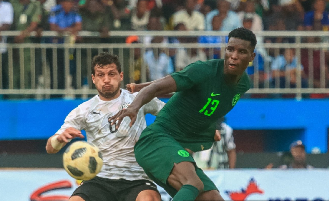 Onuachu: My Goal Vs Egypt Came From Rohr's Tactics; I'll Work Harder To Merit AFCON Spot