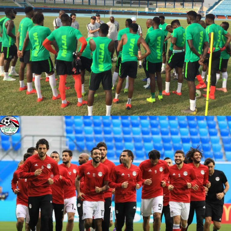 Super Eagles, Egypt To Clash Under Floodlights Tonight, Kickoff Is 6pm