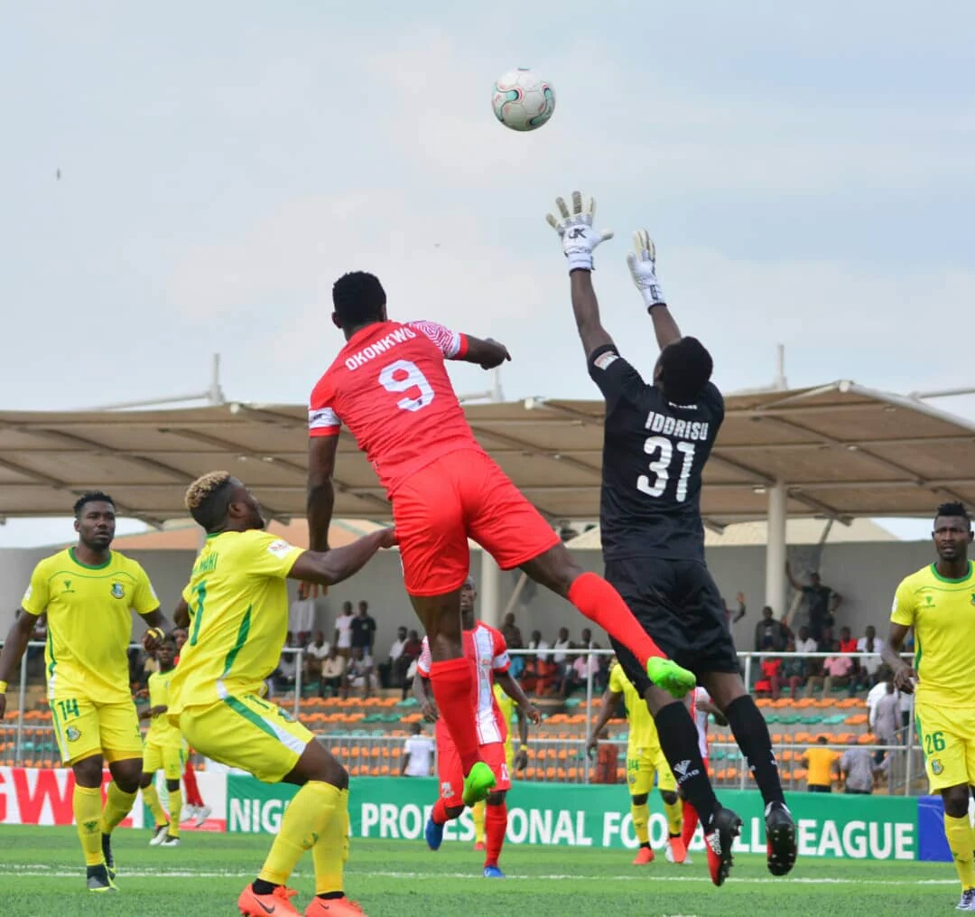 NPFL: MFM Hold Enyimba, El-Kanemi End Akwa United Winning Streak