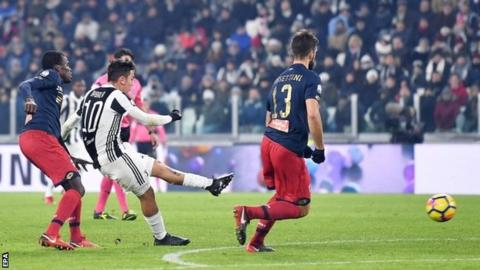 Allegri Blames Juve's First Serie A Defeat On Fatigue
