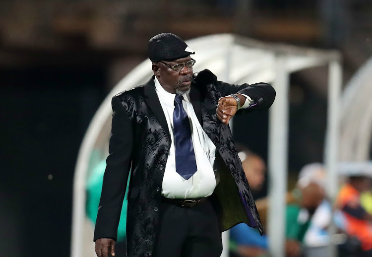 Ogbeide To Snobbish Sundowns Coach, Mosimane: 'I'm Not Your Wife'