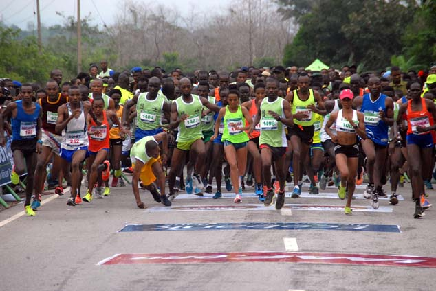 Okpekpe Organisers Give Timeline For Registration of Athletes