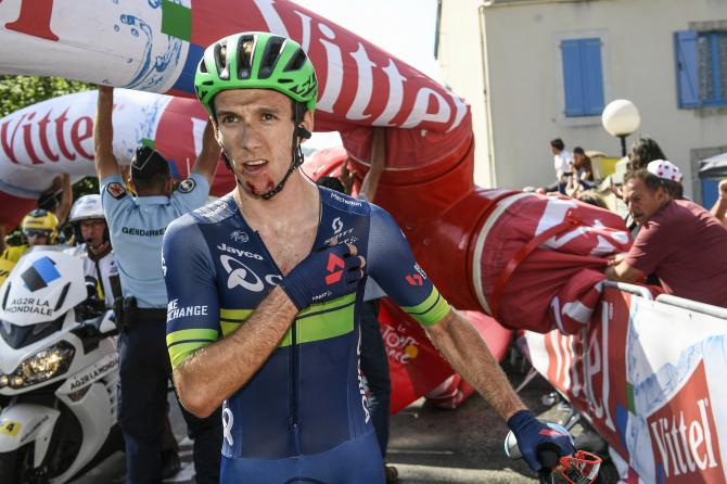 Yates Takes Stage In Catalunya