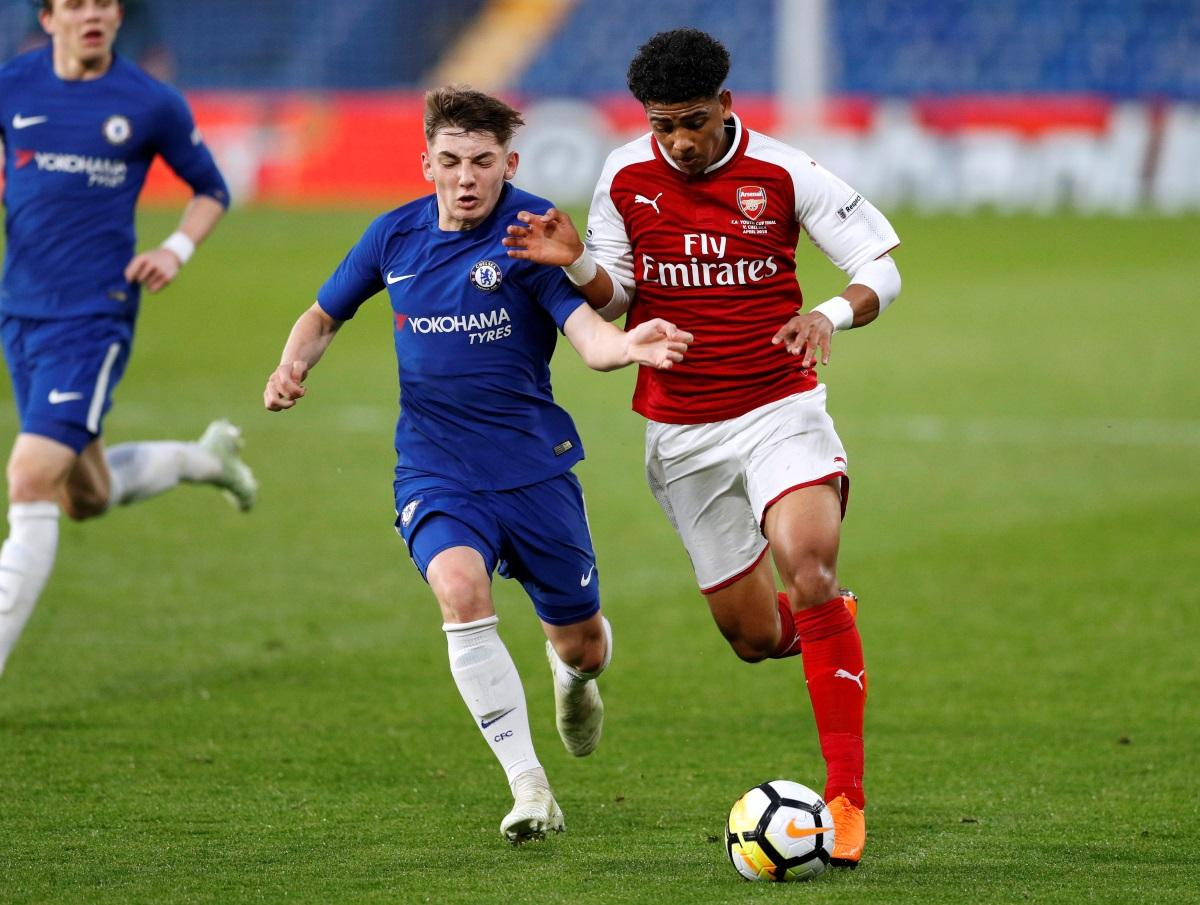 Arsenal Youngster Attracting Bundesliga Interest