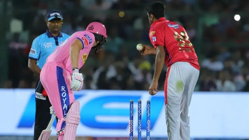 Warne Blasts Ashwin