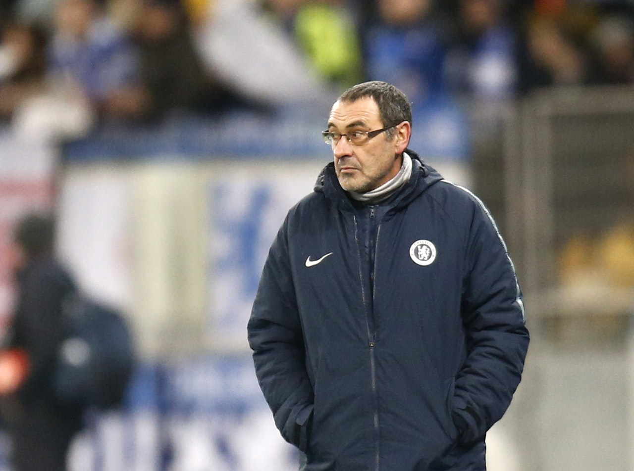 Chelsea Set To Face Slavia Prague
