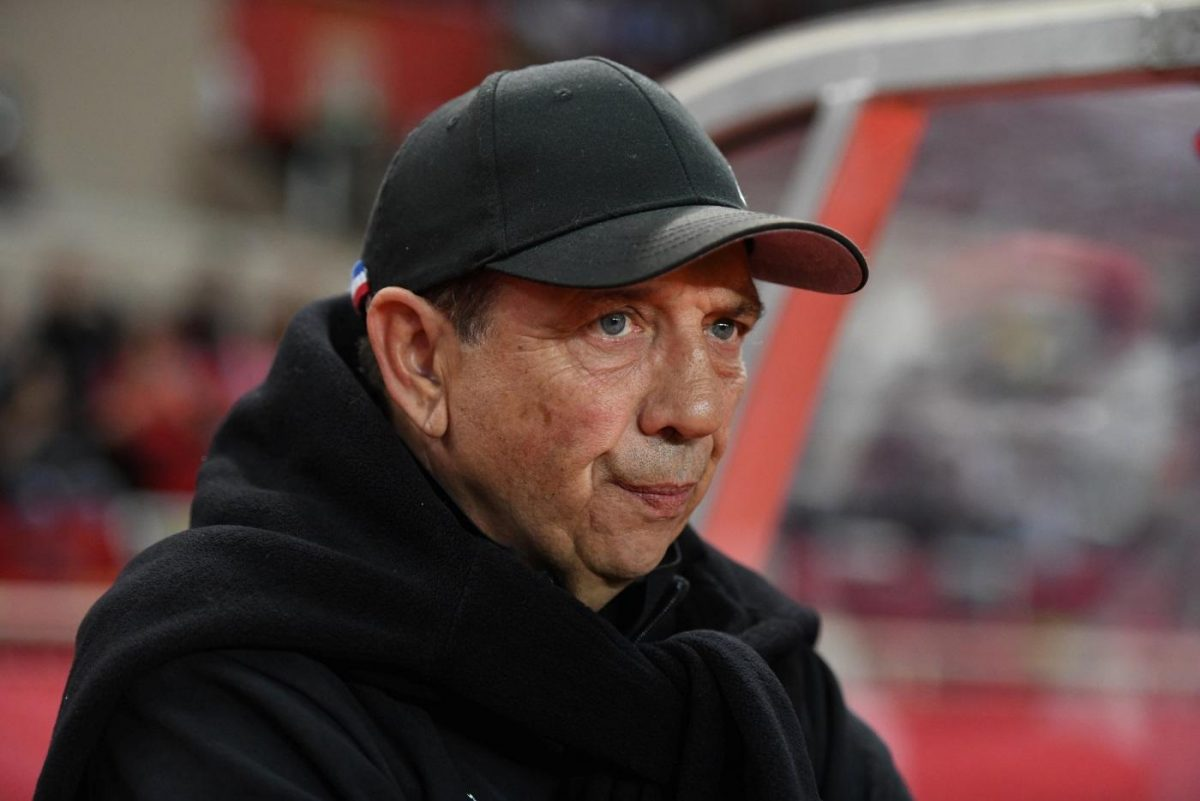 Gasset Unconcerned By Marseille Loss