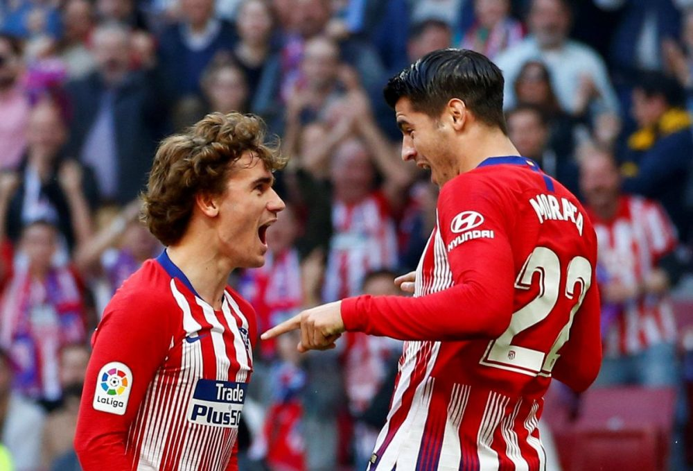 Griezmann Ready To Take Pay Cut For Barca Move