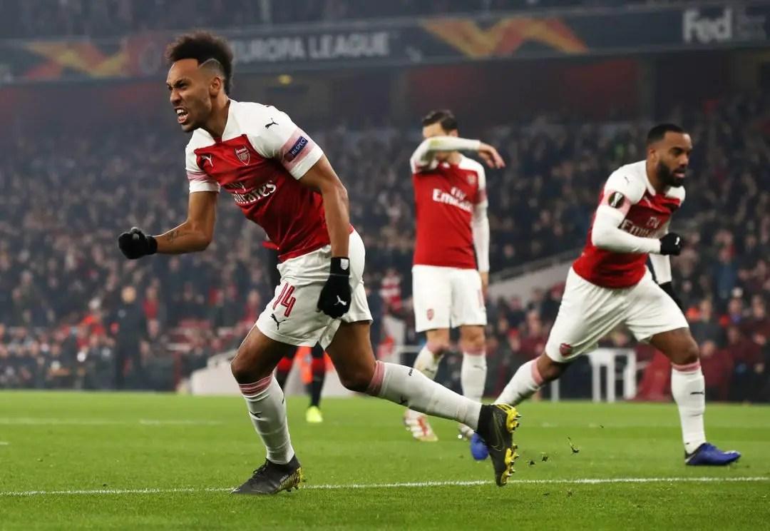 Arsenal Handed Napoli Challenge