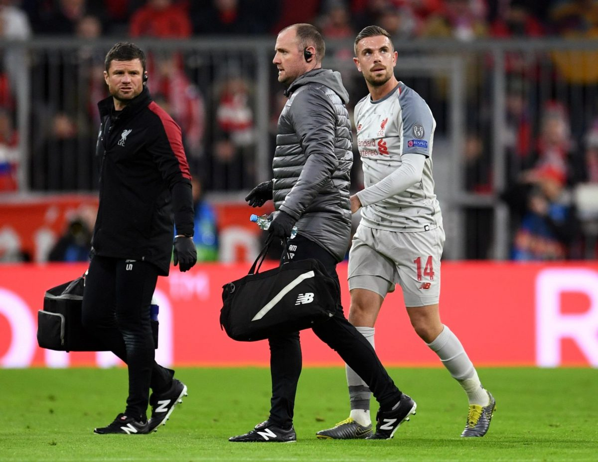 Henderson Available For England – Klopp