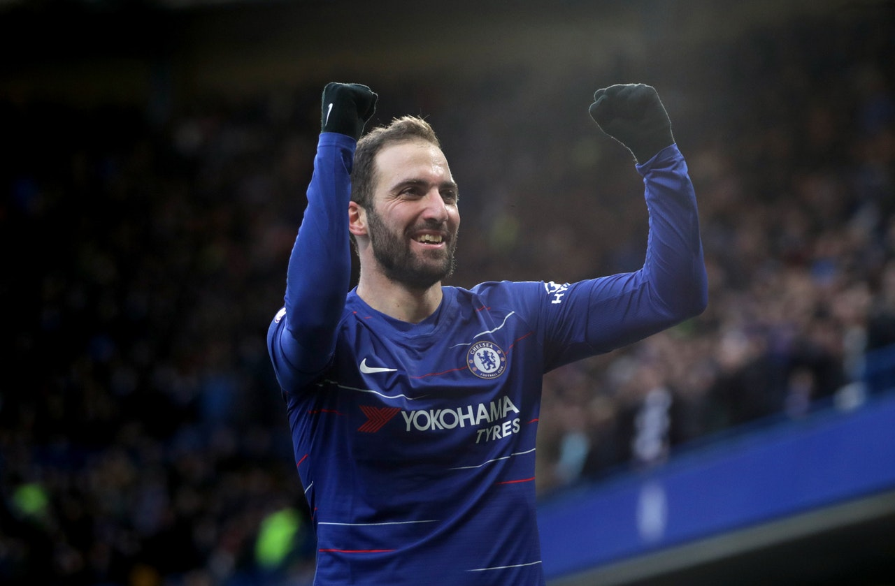 Higuain In Line For Return – Complete Sports