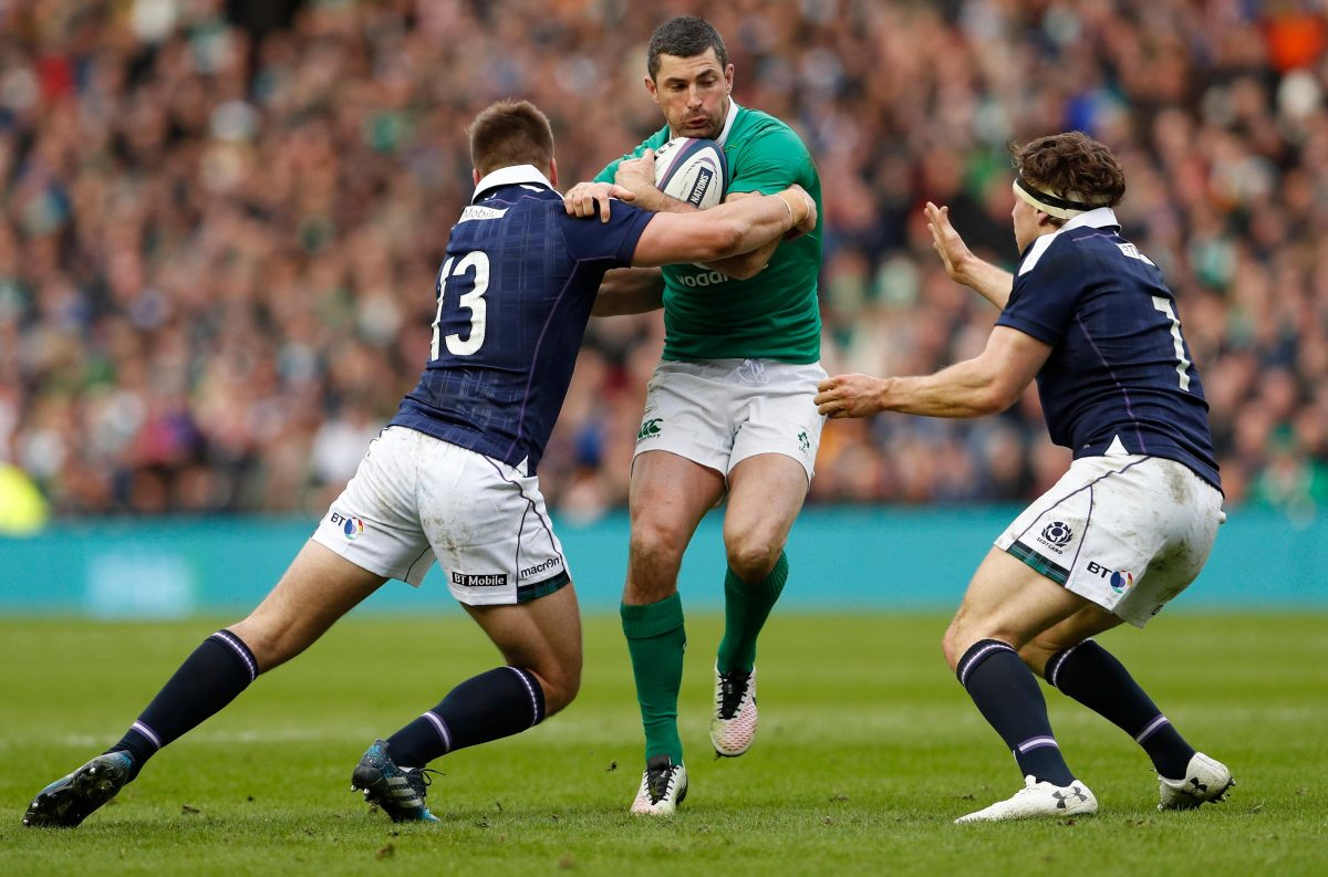 Ireland Wait On Duo