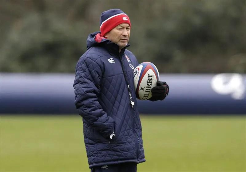 Jones Questions England Mentality