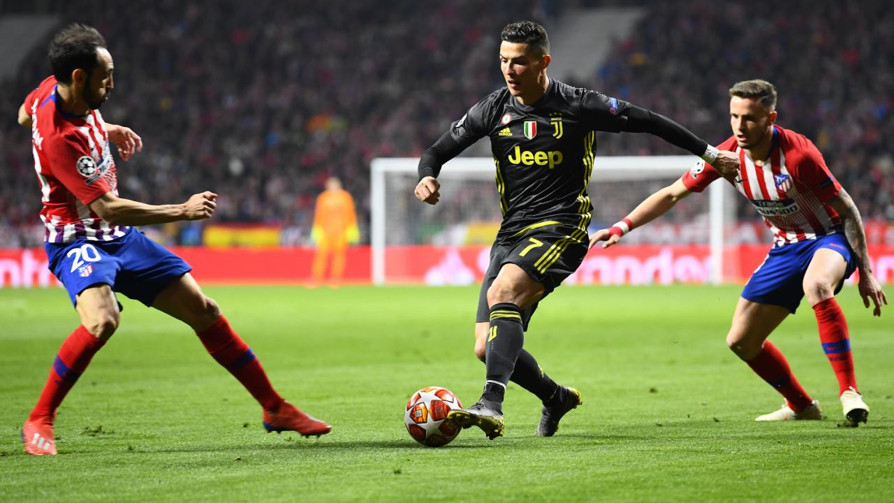 Champions League Round Of 16 Preview: Juventus Must Overturn 2-0 Loss To Atletico Madrid