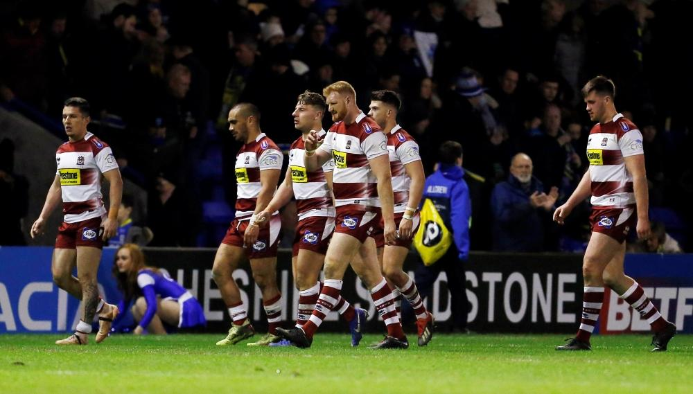 Lam Takes Positive From Warrington Loss