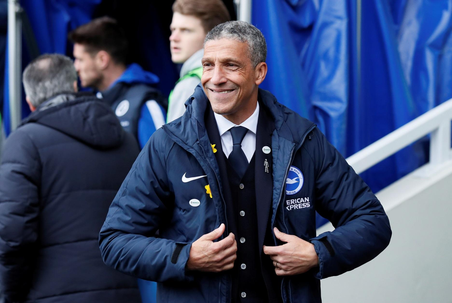 League The Focus For Seagulls Chief