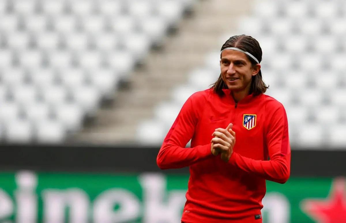 Luis Makes Atleti Return