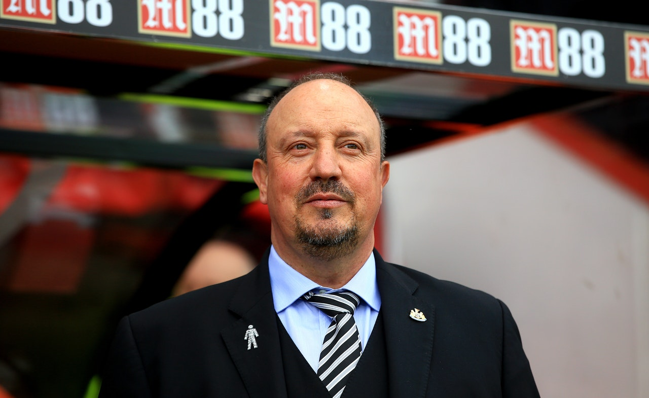 Benitez – Magpies need a 'bit of luck'