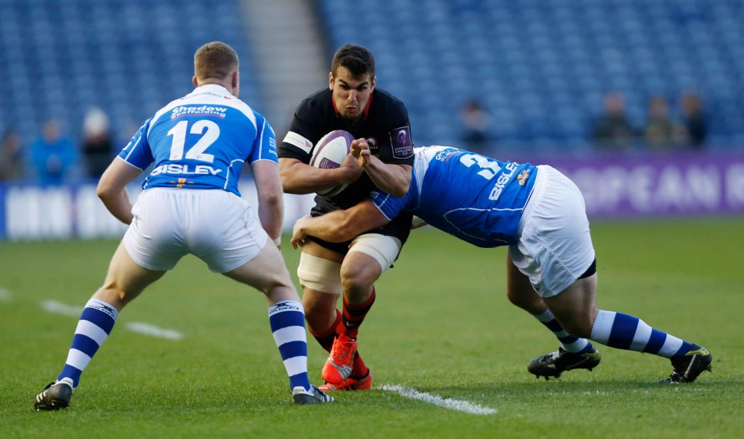 McInally – Forget About Twickenham Record