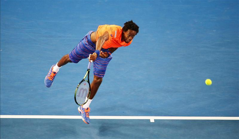 Monfils May Miss Miami After Injury Flare-Up