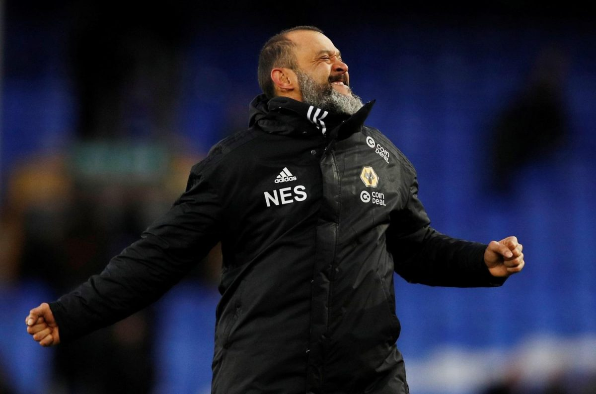 Nuno Salutes Wolves Win
