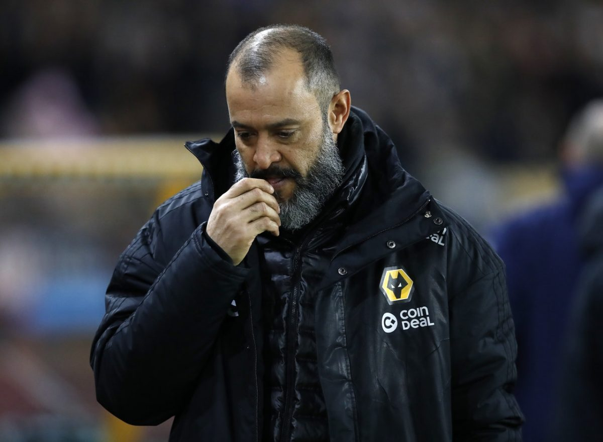 Nuno Urges Wolves To Maintain Focus