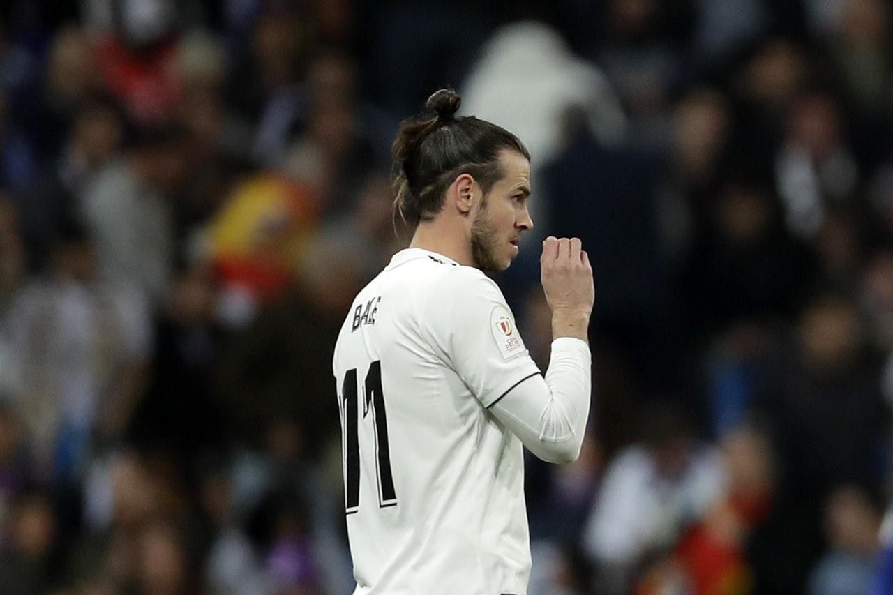 Real Could Use Bale As Playmaker Bait