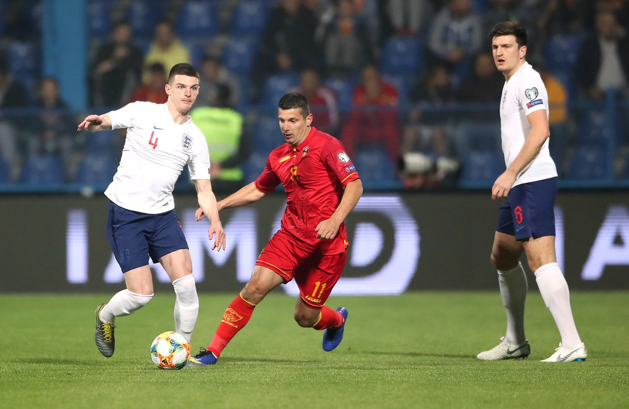 Rice Looking Ahead With England