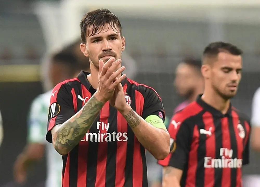 Romagnoli Demands Derby Improvement