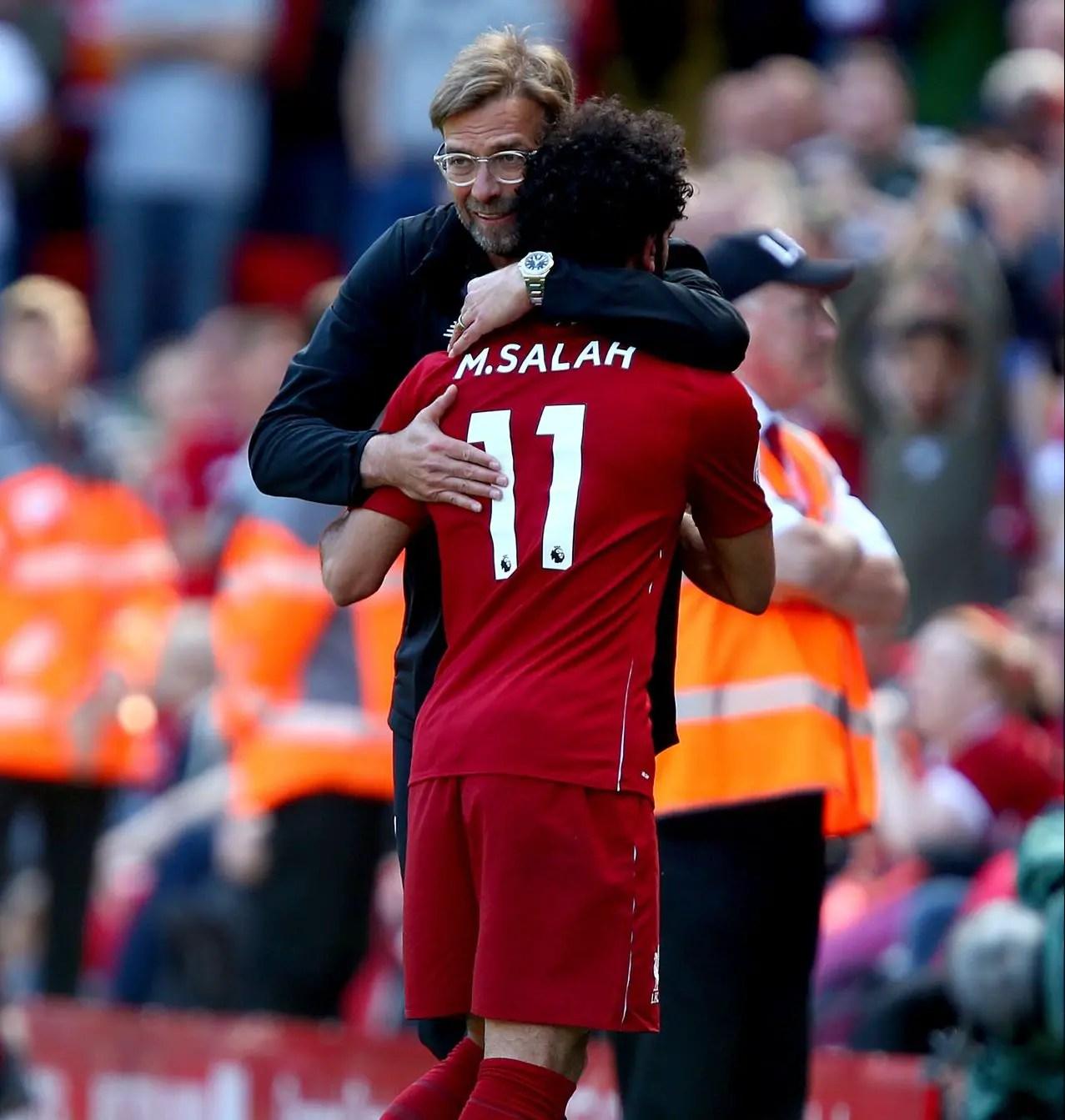Salah Refreshed After Break – Klopp