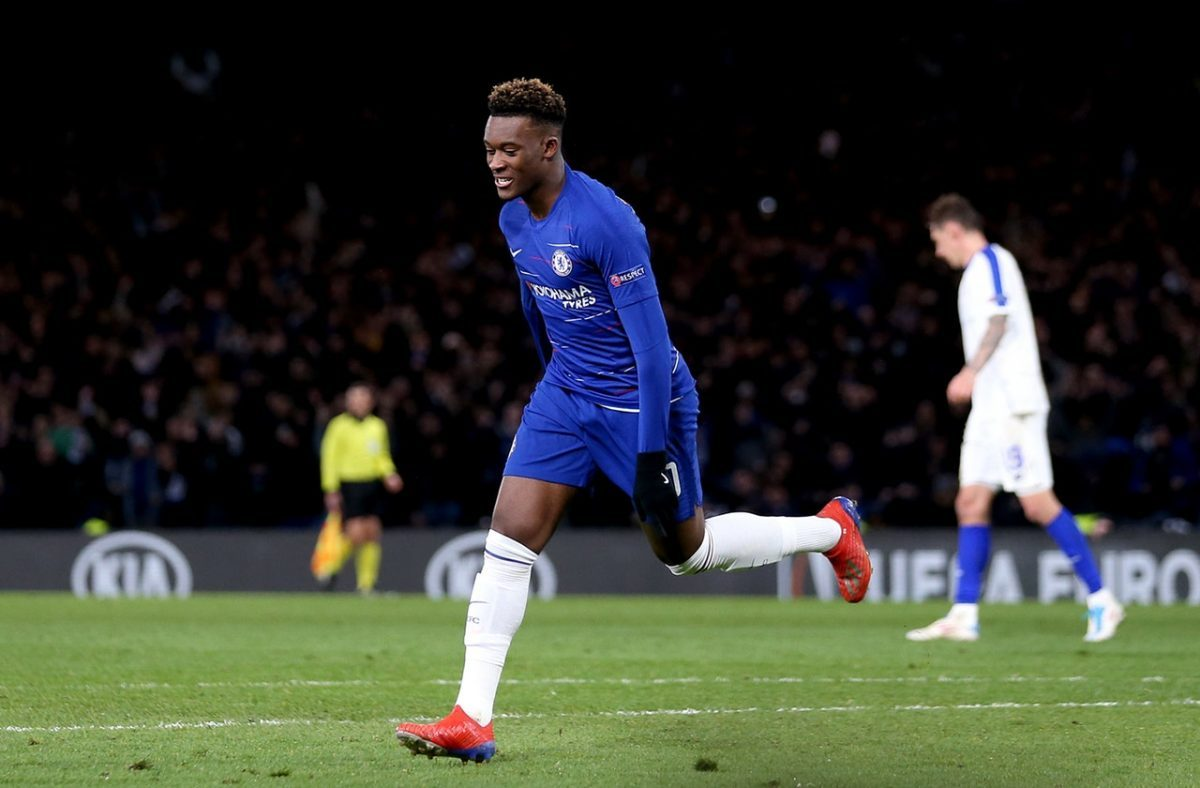 Sarri Wants To Ease Pressure On Starlet
