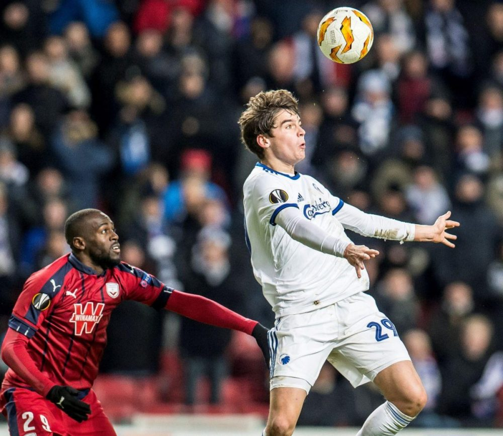 Spurs Linked To Danish Midfield Goal Machine, Skov