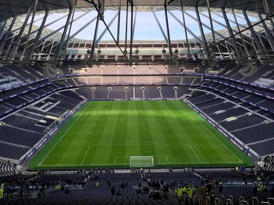 Tottenham Finally Confirm April Stadium Opening