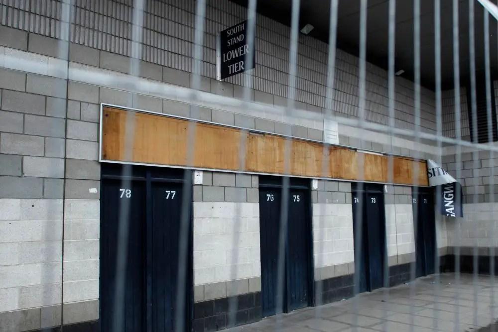 Spurs Refute Stadium Name Claims